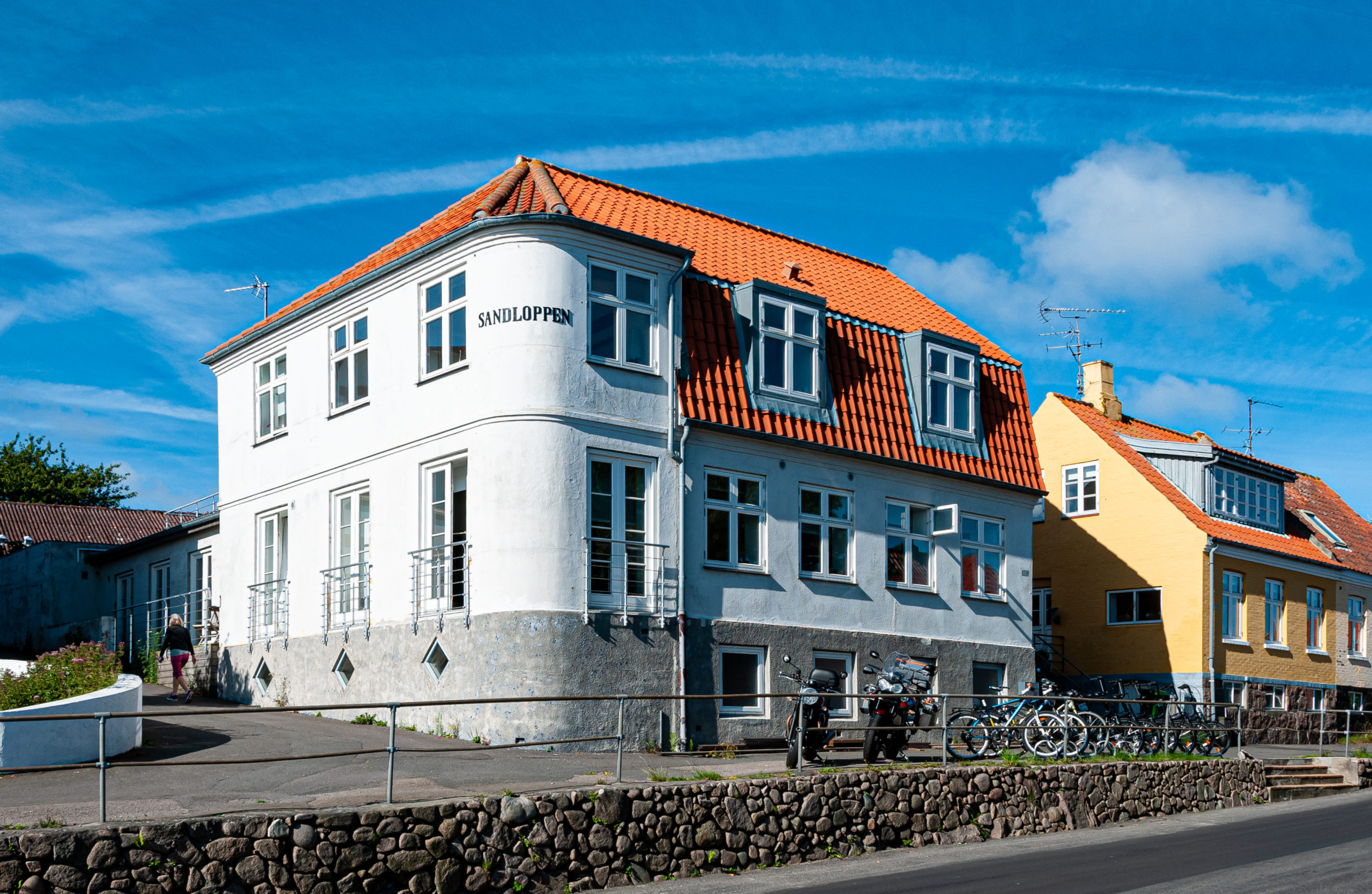 Sandloppen på Bornholm